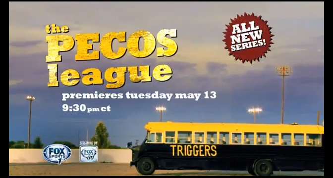 """The Shit Show"" – The Pecos League and Reality TV"