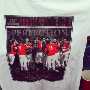 perfection shirt