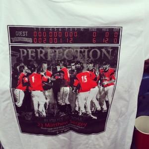 perfection shirt