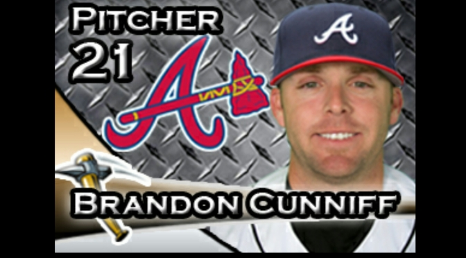 Brandon Cunniff to begin season with Atlanta Braves