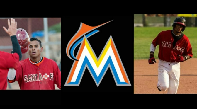Pecos League Standout Omar Artsen Gets Opportunity with Marlins