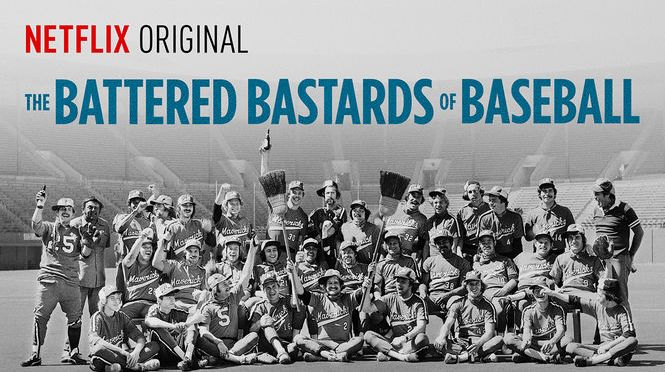 "The Portland Mavericks – ""The Battered Bastards of Baseball"""