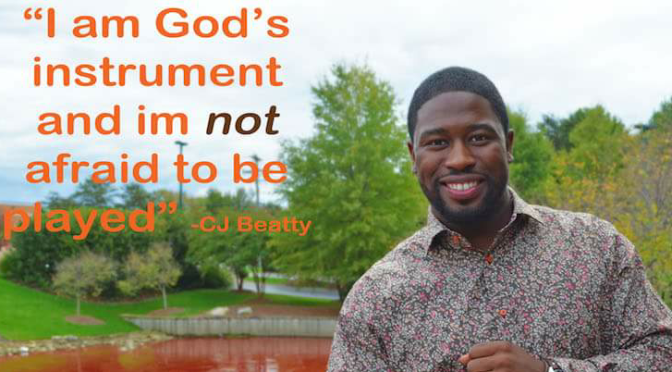 Mr. Motivation – CJ Beatty is a Mentor On and Off the Field