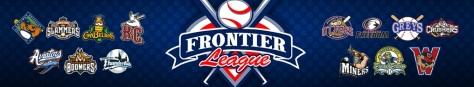 frontier league banner